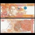 PHILIPPINES - Billet de 20 Piso - Civette - 2016G P206a11