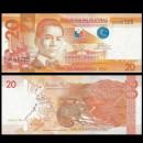 PHILIPPINES - Billet de 20 Piso - Civette - 2016G
