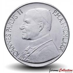 VATICAN - PIECE de 100 Lires - Prudence - 1979