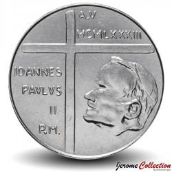 VATICAN - PIECE de 100 Lires - 1983