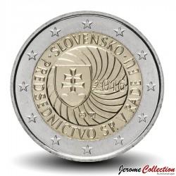 SLOVAQUIE - PIECE de 2 Euro - Présidence de l'UE - 2016 Schön#136
