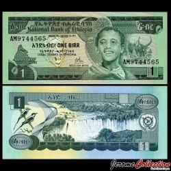 ETHIOPIE - Billet de 1 Birr - 1976