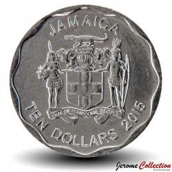JAMAIQUE - PIECE de 1 Dollar - Sir Alexander Bustamante - 2015