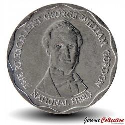 JAMAIQUE - PIECE de 10 Dollars - George William Gordon - 2015 Km#190