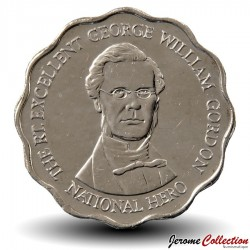 JAMAIQUE - PIECE de 10 Dollars - George William Gordon - 2005 Km#181