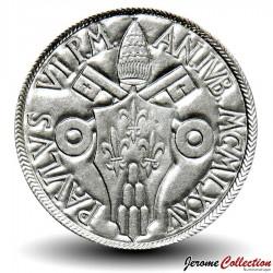 VATICAN - PIECE de 100 Lires - Famille Unie - Paul VI - 1975