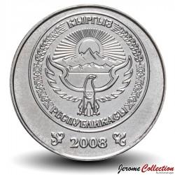 KIRGHIZISTAN - PIECES de 1 Som - 2008