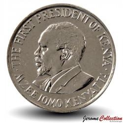 KENYA - PIECE de 50 Cents - Mzee Jomo Kenyatta - 2005 Km#41