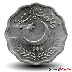 PAKISTAN - PIECE de 10 Paisa - 1992