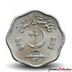 PAKISTAN - PIECE de 2 Paisa - FAO - 1975 Km#34