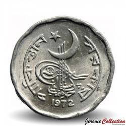 PAKISTAN - PIECE de 2 Paisa - 1968