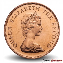 MALOUINES / FALKLAND - PIECE de 2 Pence - 1998