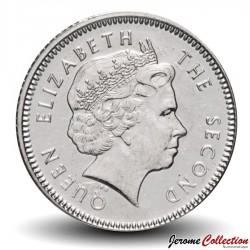 MALOUINES / FALKLAND - PIECE de 10 Pence - Otaries - 2004