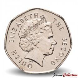 MALOUINES / FALKLAND - PIECE de 20 Pence - Une brebis - 2004