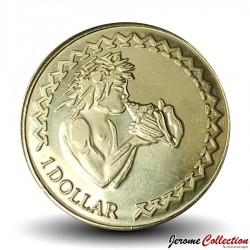 TOKELAU - PIECE de 1 DOLLAR - 2017 Km#New