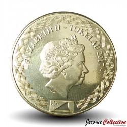 TOKELAU - PIECE de 1 DOLLAR - 2017