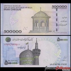 IRAN - Billet de 500000 Rials - Dôme de la mosquée Imam Reza - 2015 P154a