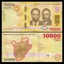 BURUNDI - Billet de 10000 Francs - 2015
