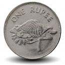 SEYCHELLES - PIECE de 1 Rupee - Triton conque - 2010