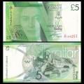 GIBRALTAR - Billet de 5 Livres Sterling - 2011 P35a