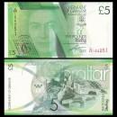GIBRALTAR - Billet de 5 Livres Sterling - 2011