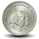 TURQUIE - PIECE de 500000 Lira - Mouton - 2002