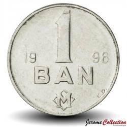 MOLDAVIE - PIECE de 1 Ban - 1996 Km#1
