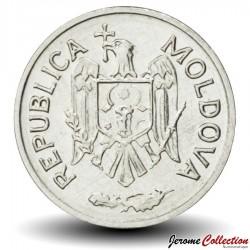 MOLDAVIE - PIECE de 1 Ban - 1996