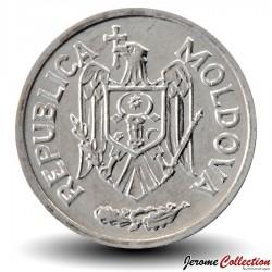 MOLDAVIE - PIECE de 5 Bani - 2005