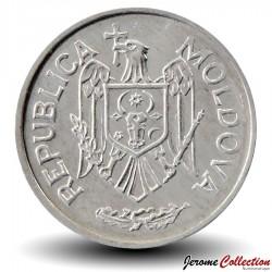 MOLDAVIE - PIECE de 10 Bani - 2005