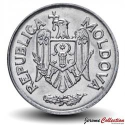 MOLDAVIE - PIECE de 50 Bani - 1993