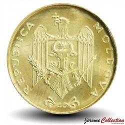 MOLDAVIE - PIECE de 50 Bani - 2008