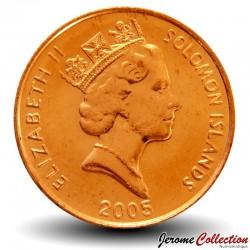 SALOMON - PIECE de 1 Cent - Grand Bol sacré - 2005