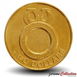 SALOMON - PIECE de 2 Dollars - Bokolo - 2012 Km#239