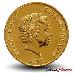 SALOMON - PIECE de 2 Dollars - Bokolo - 2012