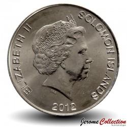 SALOMON - PIECE de 50 Cents - Esprit d'aigle - 2012