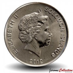 SALOMON - PIECE de 20 Cents - Pendentif traditionel - 2012