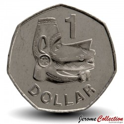 SALOMON - PIECE de 1 Dollar - Statue - 2008