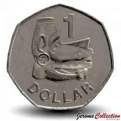SALOMON - PIECE de 1 Dollar - Statue - 2008 Km#72a