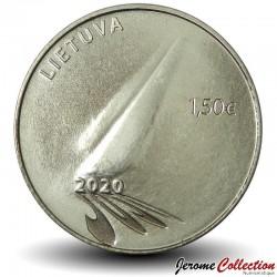 LITUANIE - PIECE de 1.5 Euro - Espoir - 2020 Km#new