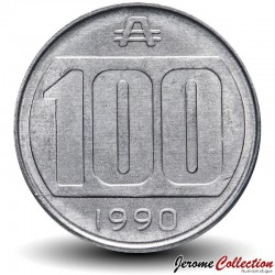ARGENTINE - PIECE de 100 Centavos - José de San Martín - 1981