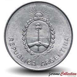 ARGENTINE - PIECE de 100 australes - 1990