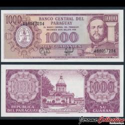 PARAGUAY - Billet de 1000 Guaranies -1995 P213a2