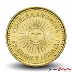 ARGENTINE - PIECE de 5 Centavos - 2010 Km#109b