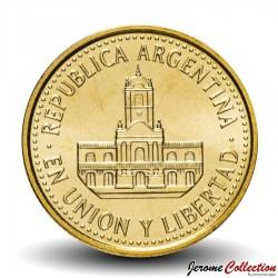 ARGENTINE - PIECE de 25 Centavos - Le Cabildo - 2010 Km#110