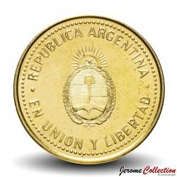 ARGENTINE - PIECE de 10 Centavos - 2011 Km#107