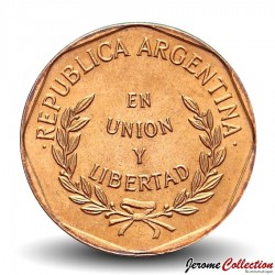 ARGENTINE - PIECE de 1 Centavo - 2000 Km#113a