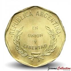 ARGENTINE - PIECE de 1 Centavo - 1992 Km#108