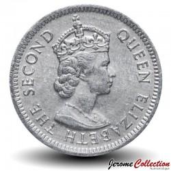 BELIZE - PIECE de 5 Cents - Fao - 1981