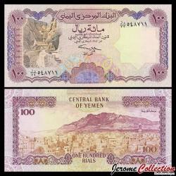 YEMEN - Billet de 100 Rials - 1993